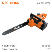 DEFORT DEC-1646N