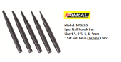 FINKAL NPS205 NAIL PUNCH SET