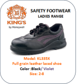 KINGS SAFETY SHOE KL335X
