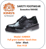KINGS SAFETY SHOE KJ484SX