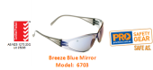PROCHOICE 6703 BREEZE BLUE MIRROR