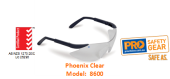 PROCHOICE 8600 PHOENIX CLEAR