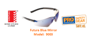 PROCHOICE 9003 FUTURA BLUE MIRROR