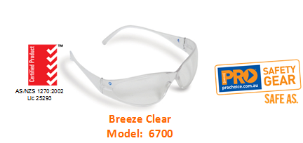 PROCHOICE 6700 BREEZE CLEAR