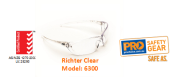 PROCHOICE 6300 RICHTER CLEAR