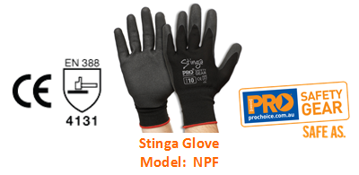 PROCHOICE NPF STINGA GLOVE