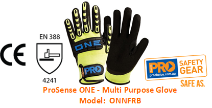 PROCHOICE ONNFRB PROSENSE ONE - MULTI PURPOSE GLOVE