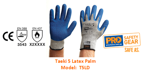 PROCHOICE T5LD TAEKI 5 LATEX PALM