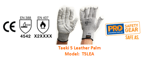 PROCHOICE T5LEA TAEKI 5 LEATHER PALM