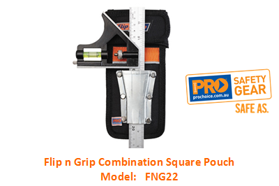 PROCHOICE FNG22 FLIP N GRIP COMBINATION SQUARE POUCH