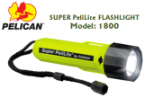 PELICAN 1800 FLASHLIGHT