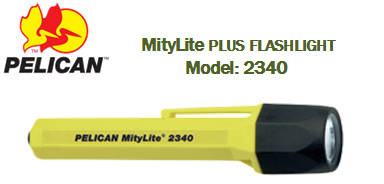 PELICAN 2340 FLASHLIGHT