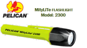 PELICAN 2300 FLASHLIGHT