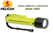 PELICAN 2000 FLASHLIGHT