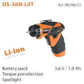 DEFORT DS-36N-Lilt