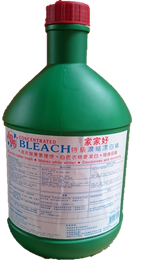 BLEACH LIQUID/ CLEANER 3.5LT