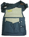 3 POCKET ELECTRICAN WAIST POUCH/ TOOLS POUCH