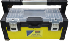 40CM HD METAL & PVC TOOLBOX