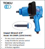 MI-2500PL IMPACT WRENCH