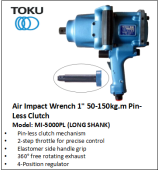 MI-5000PL IMPACT WRENCH