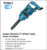 MI-3800GL IMPACT WRENCH