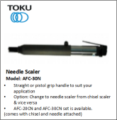 AFC-30N NEEDLE SCALER