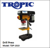TDP-1313 DRILL PRESS