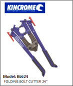 KINCROME K6624 FOLDING BOLT CUTTER 24""