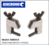 KINCROME K080019 HOSE PINCHER SET 2 PIECES