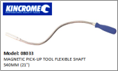 "KINCROME 08033 MAGNETIC PICK-UP TOOL FLEXIBLE SHAFT 540MM (21"")"