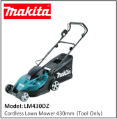 MAKITA LM430DZ CORDLESS LAWN MOWER 36V (TOOL ONLY)