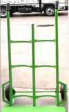 Double - 4W Cylinder Trolley HD