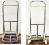 6 wheel Step Case Trolley