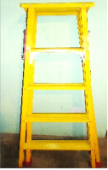 "5 Step Fibreglass Ladder Double"" A"""