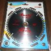 "CIR.SAW BLADE 7""X60T FOR WOOD"