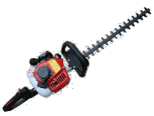 SANKI ENGINE HEDGE TRIMMER DOUBLE BLADE