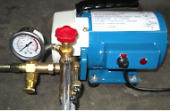 ELECTRIC TYPE PRESSURE TEST PUMP