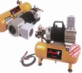 OIL-FREE DC AIR COMPRESSOR D125 (12/24VOLTS)