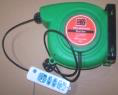 AUTO ELECTRICAL HOSE REEL