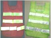 SAFETY VEST ''REFLECTIVE'' (NORMAL)