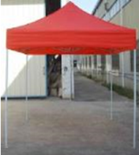 3METER X 3METER ''WHITE'' TENTAGE C/W STAND