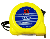 BS MEASURING TAPE 7.5M X 1""