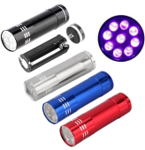 LED FLASHLIGHT (9 LED)