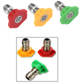 WASHER SPRAY NOZZLE (GREEN)