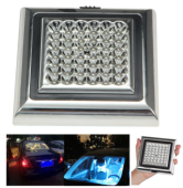 12V VEHICLE SQUARE DOME LIGHT