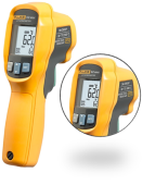 FLUKE 62 MAX DIGITAL THERMOMETER