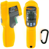 FLUKE 62 MAX PLUS  DIGITAL THERMOMETER