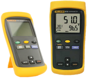 FLUKE 51-2 DIGITAL THERMOMETER