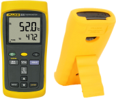 FLUKE 52-2 DIGITAL THERMOMETER