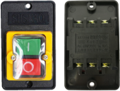POWER PUSHBUTTON SWITCH